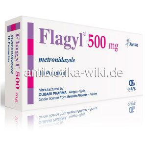 Flagyl Rezeptfrei Kaufen